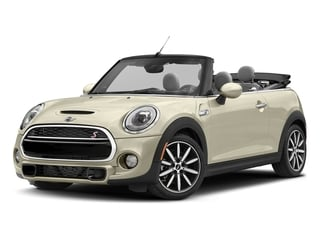 Pepper White 2017 MINI Convertible Pictures Convertible Convertible 2D S I4 Turbo photos front view