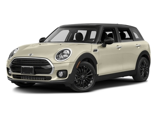 Pepper White 2017 MINI Clubman Pictures Clubman Wagon 4D Clubman I3 Turbo photos front view