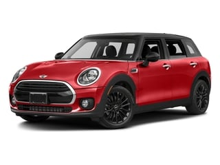 Chili Red 2017 MINI Clubman Pictures Clubman Wagon 4D Clubman I3 Turbo photos front view