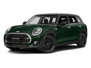 British Racing Green Metallic 2017 MINI Clubman Pictures Clubman Wagon 4D Clubman I3 Turbo photos front view