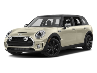Pepper White 2017 MINI Clubman Pictures Clubman Wagon 4D Clubman S AWD I4 Turbo photos front view