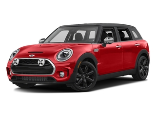 Chili Red 2017 MINI Clubman Pictures Clubman Wagon 4D Clubman S AWD I4 Turbo photos front view