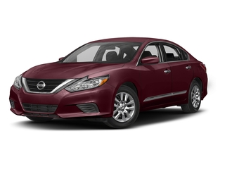 Palatial Ruby 2017 Nissan Altima Pictures Altima Sedan 4D S I4 photos front view