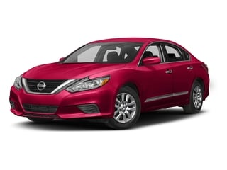 Scarlet Ember 2017 Nissan Altima Pictures Altima Sedan 4D S I4 photos front view