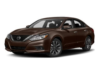 Java Metallic 2017 Nissan Altima Pictures Altima Sedan 4D SL V6 photos front view