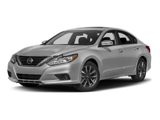 Brilliant Silver 2017 Nissan Altima Pictures Altima Sedan 4D SL V6 photos front view