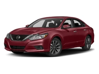 Cayenne Red 2017 Nissan Altima Pictures Altima Sedan 4D SL V6 photos front view