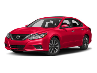Palatial Ruby 2017 Nissan Altima Pictures Altima Sedan 4D SL V6 photos front view