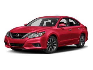 Scarlet Ember 2017 Nissan Altima Pictures Altima Sedan 4D SL V6 photos front view