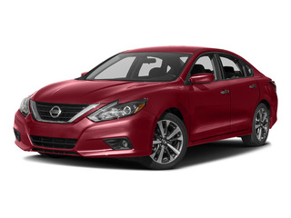 Cayenne Red 2017 Nissan Altima Pictures Altima Sedan 4D SR I4 photos front view