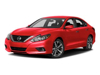 Palatial Ruby 2017 Nissan Altima Pictures Altima Sedan 4D SR I4 photos front view