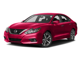 Scarlet Ember 2017 Nissan Altima Pictures Altima Sedan 4D SR I4 photos front view