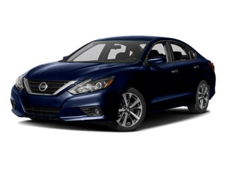 Deep Blue Pearl 2017 Nissan Altima Pictures Altima Sedan 4D SR I4 photos front view