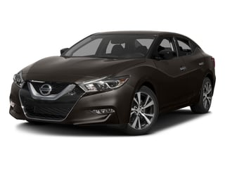 Forged Bronze 2017 Nissan Maxima Pictures Maxima Sedan 4D SV V6 photos front view