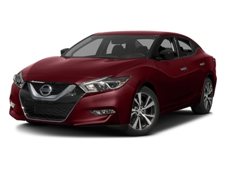 Coulis Red 2017 Nissan Maxima Pictures Maxima Sedan 4D SV V6 photos front view