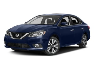 Deep Blue Pearl 2017 Nissan Sentra Pictures Sentra Sedan 4D SL I4 photos front view