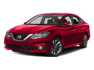 Palatial Ruby 2017 Nissan Sentra Pictures Sentra Sedan 4D SR I4 Turbo photos front view