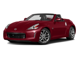 Solid Red 2017 Nissan 370Z Pictures 370Z Roadster 2D Touring Sport V6 photos front view
