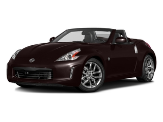 Black Cherry 2017 Nissan 370Z Pictures 370Z Roadster 2D Touring Sport V6 photos front view