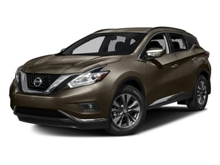 Java Metallic 2017 Nissan Murano Pictures Murano Utility 4D SV AWD V6 photos front view