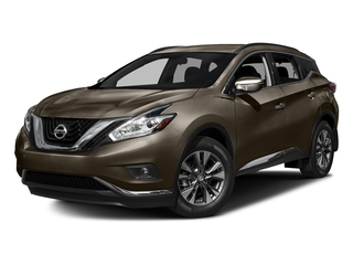 Java Metallic 2017 Nissan Murano Pictures Murano Utility 4D SV 2WD V6 photos front view