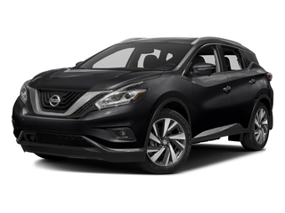 Magnetic Black Metallic 2017 Nissan Murano Pictures Murano Utility 4D SL 2WD V6 photos front view