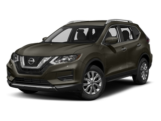 Midnight Jade 2017 Nissan Rogue Pictures Rogue Utility 4D S 2WD I4 photos front view