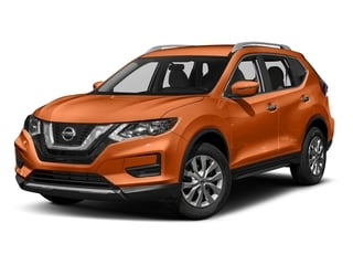 Monarch Orange 2017 Nissan Rogue Pictures Rogue Utility 4D S 2WD I4 photos front view