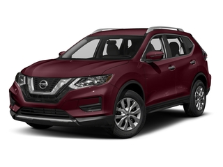 Palatial Ruby 2017 Nissan Rogue Pictures Rogue Utility 4D S 2WD I4 photos front view