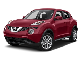 Red Alert 2017 Nissan JUKE Pictures JUKE Utility 4D S 2WD I4 Turbo photos front view