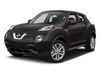 Bordeaux Black 2017 Nissan JUKE Pictures JUKE Utility 4D S 2WD I4 Turbo photos front view