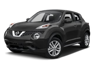 Gun Metallic 2017 Nissan JUKE Pictures JUKE Utility 4D S 2WD I4 Turbo photos front view