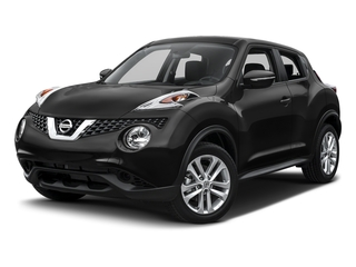 Super Black 2017 Nissan JUKE Pictures JUKE Utility 4D S 2WD I4 Turbo photos front view