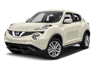 Pearl White 2017 Nissan JUKE Pictures JUKE Utility 4D S 2WD I4 Turbo photos front view