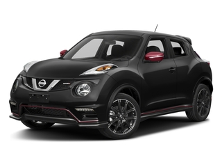 Super Black 2017 Nissan JUKE Pictures JUKE Utility 4D NISMO RS 2WD I4 Turbo photos front view