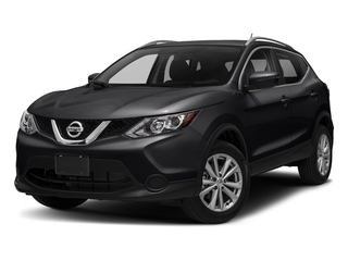 Magnetic Black 2017 Nissan Rogue Sport Pictures Rogue Sport Utility 4D SV AWD photos front view