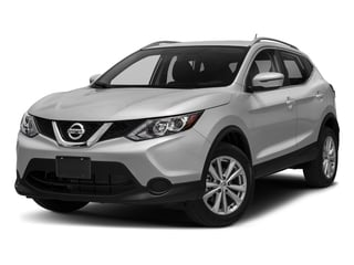 Brilliant Silver 2017 Nissan Rogue Sport Pictures Rogue Sport Utility 4D SV AWD photos front view