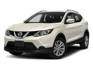 Glacier White 2017 Nissan Rogue Sport Pictures Rogue Sport Utility 4D SV AWD photos front view