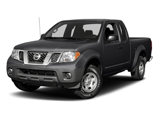 Magnetic Black 2017 Nissan Frontier Pictures Frontier King Cab S 2WD photos front view