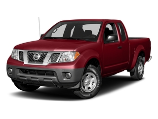 Cayenne Red 2017 Nissan Frontier Pictures Frontier King Cab S 2WD photos front view
