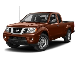 Forged Copper 2017 Nissan Frontier Pictures Frontier King Cab SV 2WD photos front view