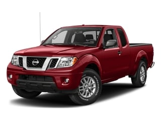 Lava Red 2017 Nissan Frontier Pictures Frontier King Cab SV 2WD photos front view