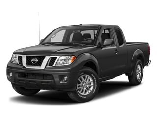 Gun Metallic 2017 Nissan Frontier Pictures Frontier King Cab SV 2WD photos front view
