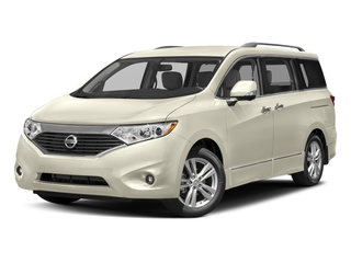 Pearl White 2017 Nissan Quest Pictures Quest Wagon 5D SL V6 photos front view