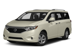 Pearl White 2017 Nissan Quest Pictures Quest Wagon 5D S V6 photos front view