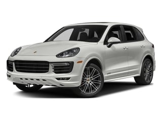 White 2017 Porsche Cayenne Pictures Cayenne Utility 4D GTS AWD V6 Turbo photos front view