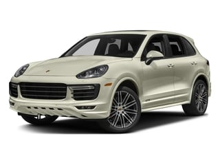 Carrara White Metallic 2017 Porsche Cayenne Pictures Cayenne Utility 4D GTS AWD V6 Turbo photos front view