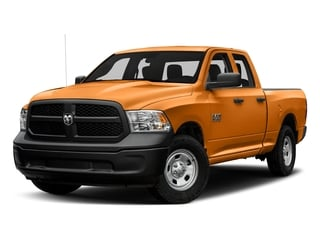 Omaha Orange 2017 Ram Truck 1500 Pictures 1500 Quad Cab Express 2WD photos front view