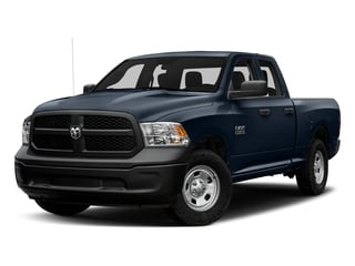 True Blue Pearlcoat 2017 Ram Truck 1500 Pictures 1500 Quad Cab Tradesman 2WD photos front view