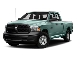 Light Green 2017 Ram Truck 1500 Pictures 1500 Quad Cab Express 2WD photos front view